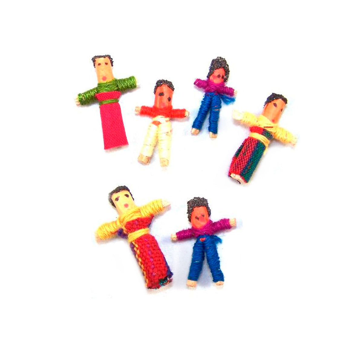 Image result for worry doll