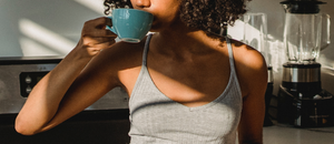 Can I drink coffee while breastfeeding?