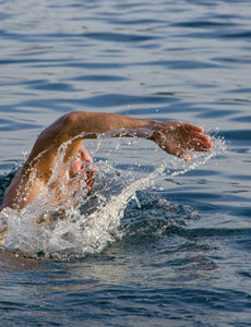 CAN YOU SWIM LESS, BUT STILL GET FASTER AT TRIATHLON?