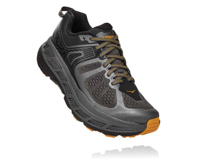 HOKA MENS STINSON ATR 5 ANTHRACITE / DARK GULL GREY