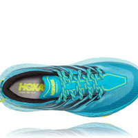 HOKA WOMENS SPEEDGOAT 4 CAPRI BREEZE / ANGEL BLUE
