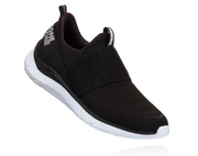 Womens Hupana Slip Black / White