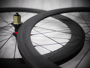 Emotion Carbon Wheels 60mm Front + 60mm Rear