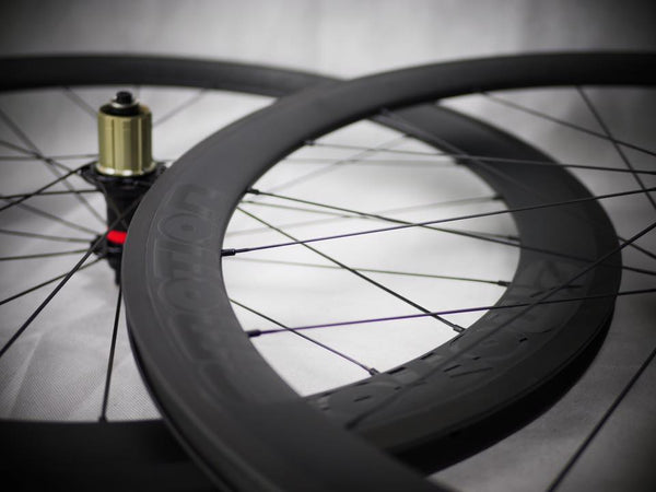 Emotion Carbon Wheels 60mm Front + 88mm Rear
