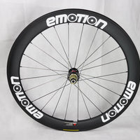 Emotion Carbon Wheels 50mm Front + 50mm Rear