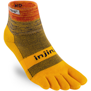 INJINJI TRAIL 2.0 MIDWEIGHT MINI-CREW SOCK