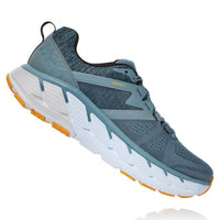 HOKA MENS GAVIOTA 2 LEAD / ANTHRACITE WIDE