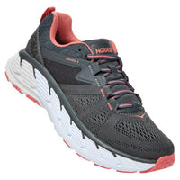 HOKA WOMENS GAVIOTA 2 DARK SHADOW / LANTANA