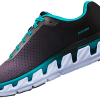 Womens Elevon Black / Bluebird