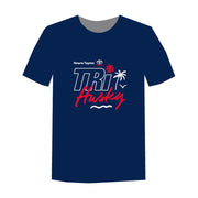 ELITE ENERGY MERCH - TRI HUSKY T-SHIRT