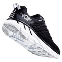 Hoka Women's Clifton 6 - Black / White