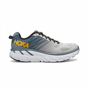 Hoka Men's Clifton 6 - Lead/ Lunar Rock