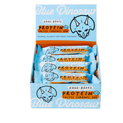 BLUE DINOSAUR PROTEIN BARS 12 X BOX