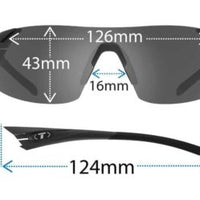 TIFOSI SUNGLASSES - Podium XC