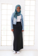 SKIRT - HIGH WAIST A-LINED