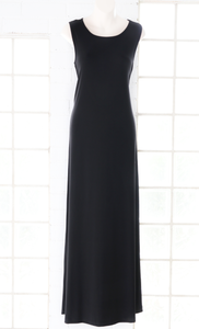 MAXI DRESS - SLEEVELESS BLACK - NOW ONLY $30