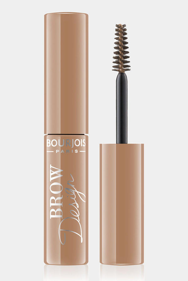 BOURJOIS Brow Design Gel Eyebrow Mascara 01