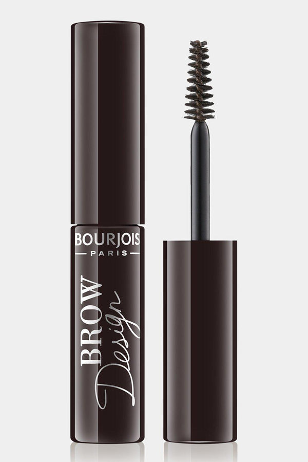 BOURJOIS Brow Design Gel Eyebrow Mascara 03 Brown - SinglePrice