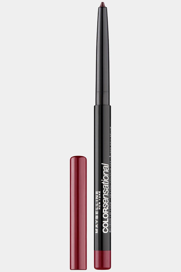 Maybelline Colour Sensational Shaping Lip Liner 110 Rich Wine
