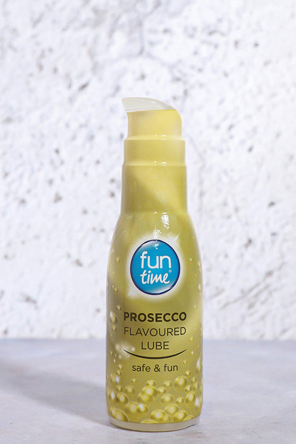 Fun Time Prosecco Flavoured Lube 75ml - SinglePrice