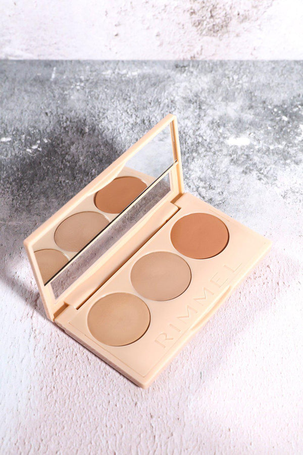 Rimmel Insta Conceal And Contour Palette In 010 Light - SinglePrice