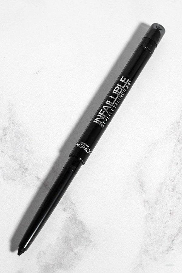 L'Oreal Infallible Stylo 24 Hr Waterproof Eyeliner In 301 Night Day Black - SinglePrice