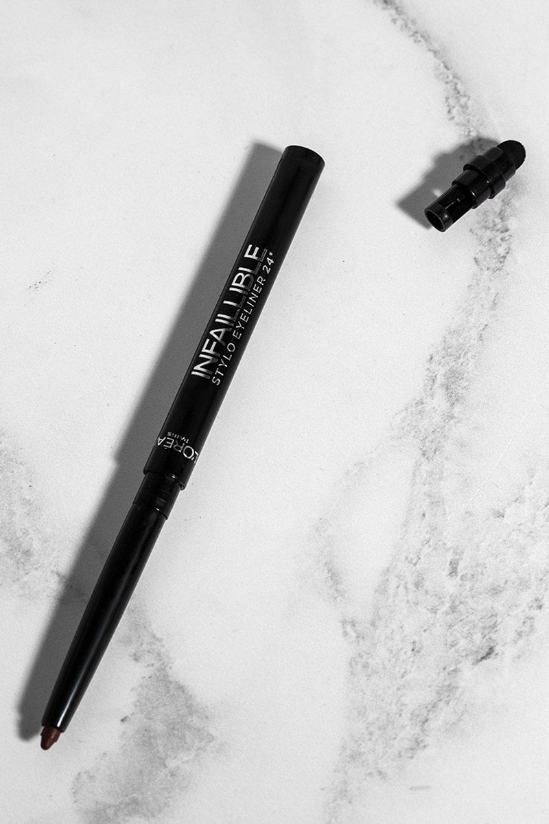 L'Oreal Infallible Stylo 24 Hr Waterproof Eyeliner In 300 Chocolate Addiction - SinglePrice
