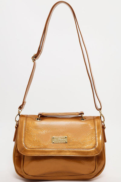 Copper Heart Emboss Handbag-SinglePrice
