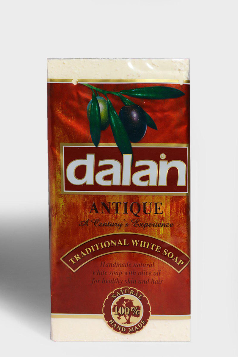 Dalan Traditional White Soap Pack Of 5 - SinglePrice