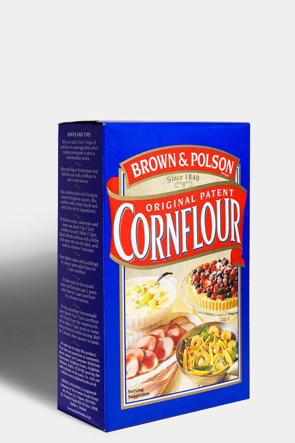 Brown And Polson Cornflour 500g - SinglePrice