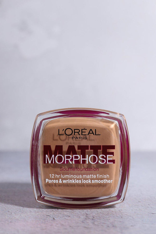 L'Oreal Matte Morphose Foundation No.310 - SinglePrice