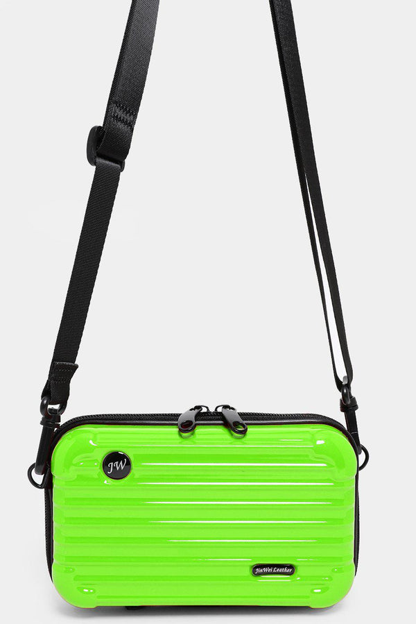 Green Mini Luggage Case Handbag - SinglePrice