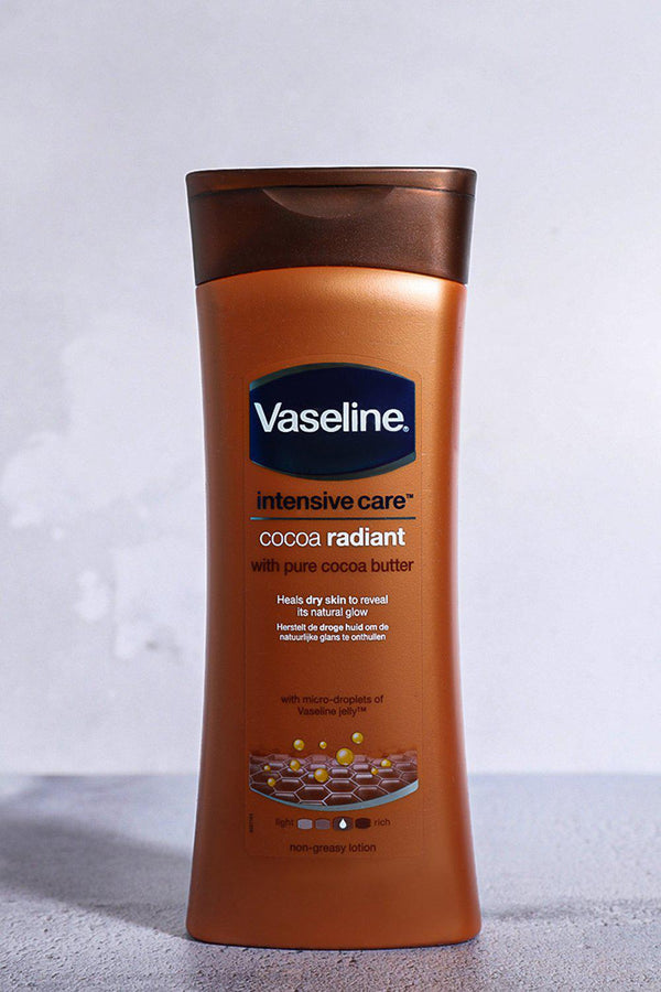 Vaseline Intensive Care Cocoa Radiant Non-Greasy Lotion 400 ML - SinglePrice