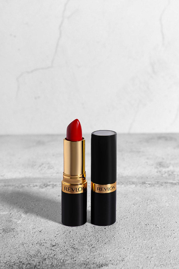 Revlon Super Lustrous Creme Lipstick in 740 Certainly Red - SinglePrice