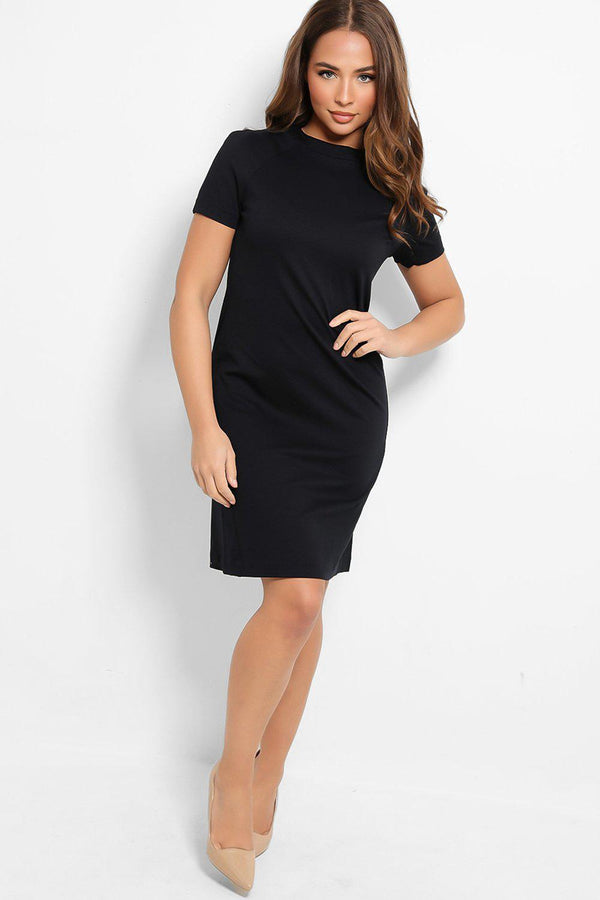 All Navy Smart Midi Dress - SinglePrice