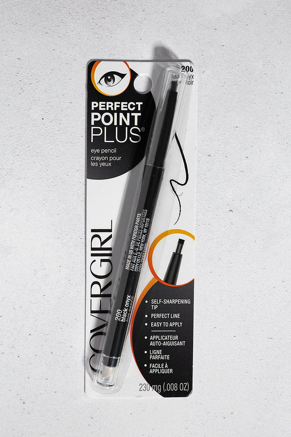 Covergirl Perfect Point Plus Eye Pencil In Black Onyx - SinglePrice