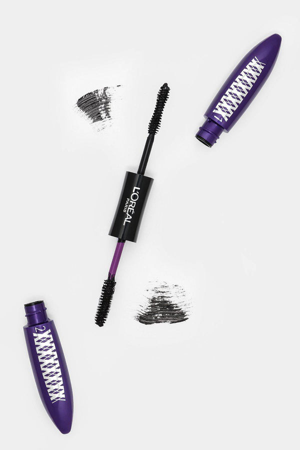 L'Oréal Paris X Fiber Mascara - Black 2 x 6.9ml - SinglePrice