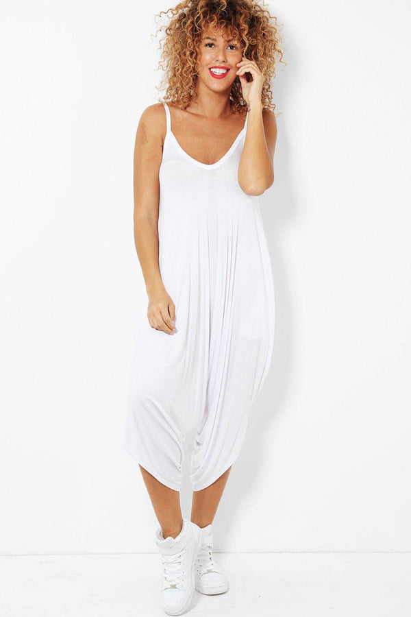 White Cami Andy Pandy-SinglePrice