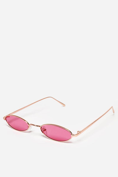 Super Small Pink Sunglasses-SinglePrice