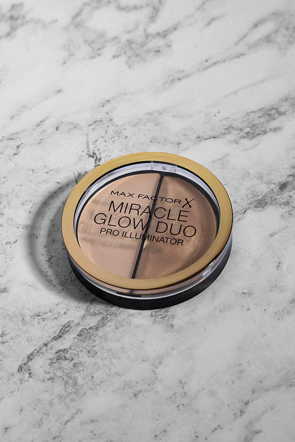 Max Factor Miracle Glow Duo Highlighter 10 Light