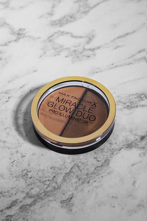 Max Factor Miracle Glow Duo Highlighter 30 Deep