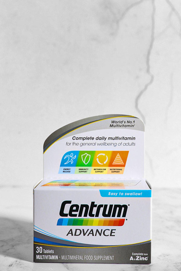 Centrum Advance Multivitamin 30s - SinglePrice