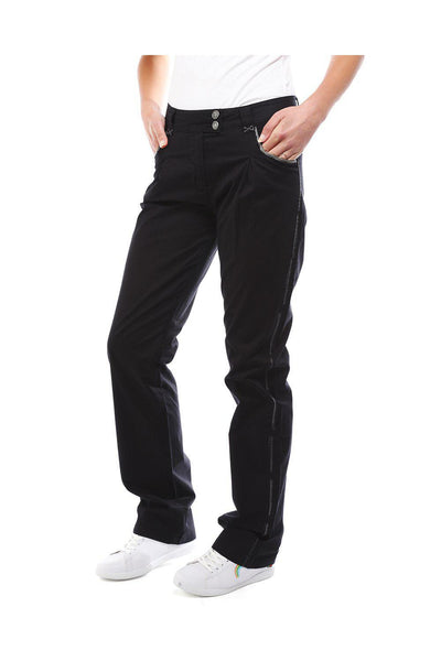Casual Black Trousers-SinglePrice