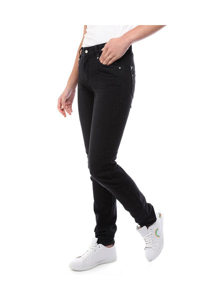 Black Fitted Jeans-SinglePrice