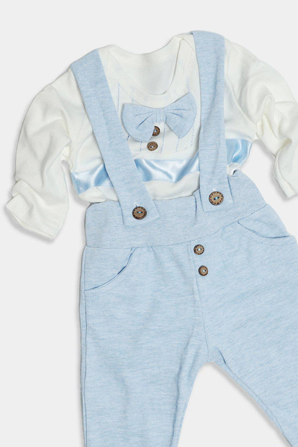 Light Blue Dapper Baby Boy Set-SinglePrice