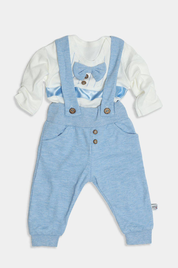 Dark Blue Dapper Baby Boy Set-SinglePrice