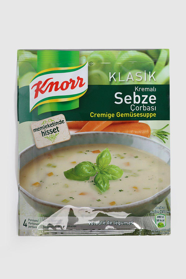Knorr Mixed Vegetables Cream Soup - SinglePrice