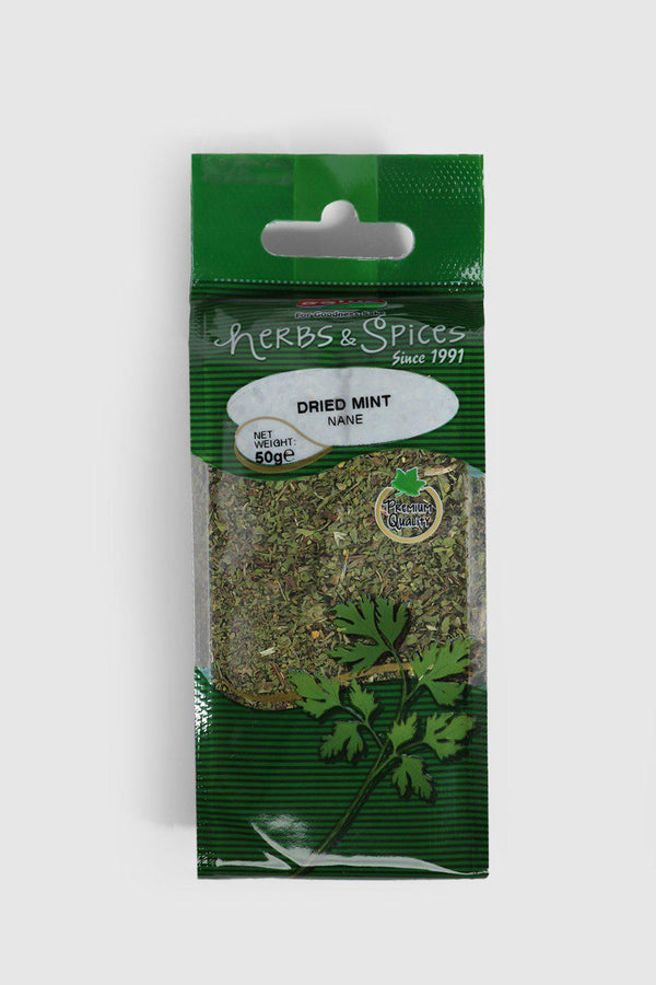 50g Gama Dried Mint - SinglePrice