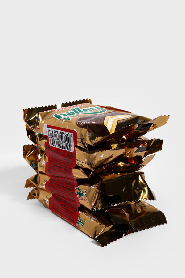 Chocolate Halley 5-Pack - SinglePrice