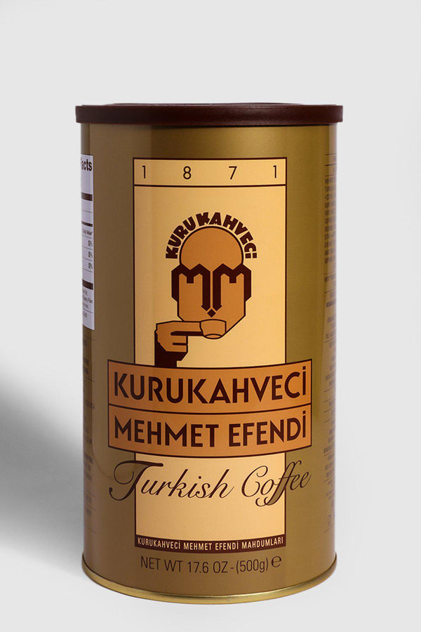 Mehmet Efendi Turkish Coffee 500g - SinglePrice